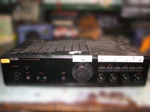 ремонт усилителя звука Denon PMA-495R