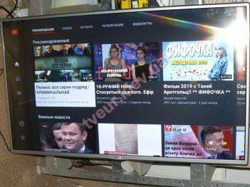 ремонт підсвітки в телевізорі LG 42LB582V