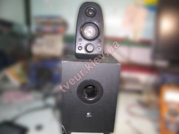 ремонт акустической системы Logitech Z 506