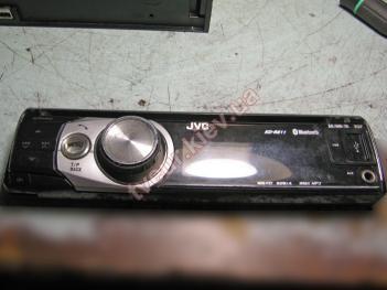 ремонт автомагнитолы JVC RD-811