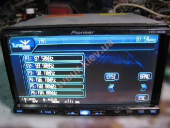 ремонт автомагнитолы Pioneer AVH-P6850DVD