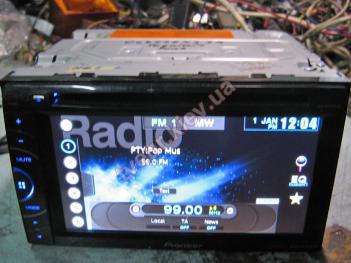 ремонт автомагнитолы Pioneer AVH-X1500DVD