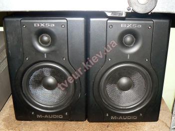 ремонт акустической системы M-audio Studiophile BX5A