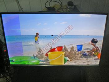 ремонт матрицы телевизора Samsung UE32J5500AW