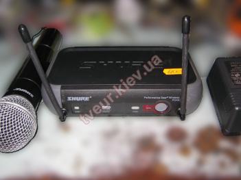 ремонт радиомикрофона Shure