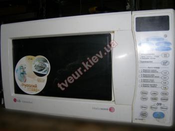 ремонт микроволновки LG MC-7643D