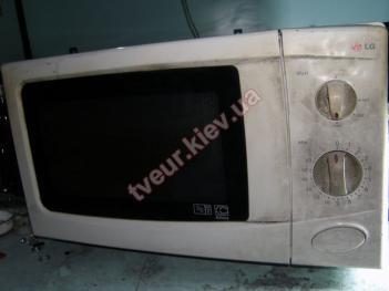 ремонт микроволновой печи LG MS-1907