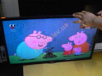 ремонт подсветки телеваизора LG 32LN541U