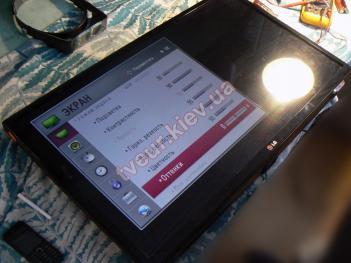 ремонт подсветки телевизора LG 32LS345T