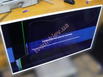 замена матрицы телевизора Samsung UE40J5510AUXUA