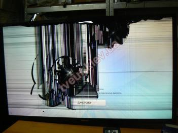 заміна матриці телевізора Samsung UE32N5000AU