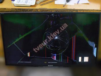 замена матрицы телевизора Sony KDL-32W705B