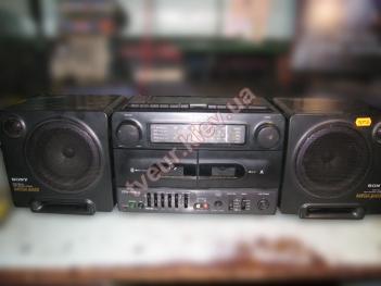 ремонт аудиотехники Sony CFS-W480S
