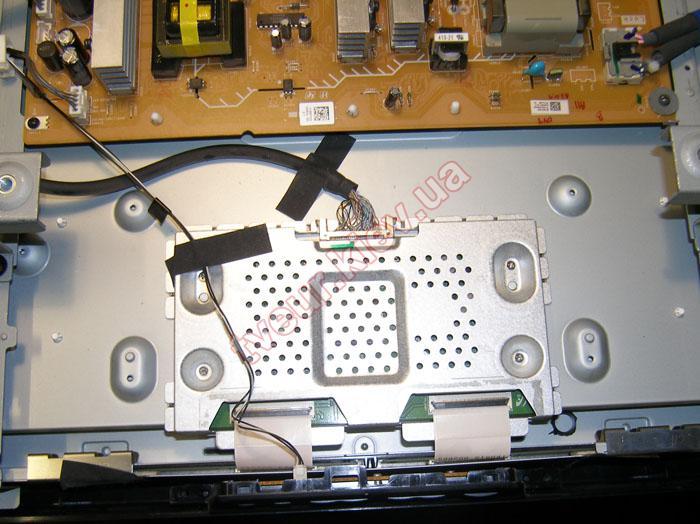 Ремонт телевизора своими руками нет изображения есть звук